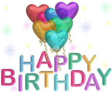Image Happy Birthday 59 | Happy Birthday | Animated ...